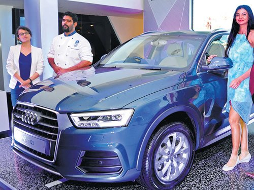 Audi launches new Q3, vouches for its strategy