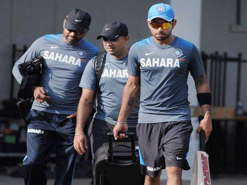 Under-pressure India aim to draw level against Bangladesh