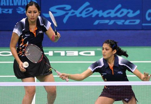 Praneeth, Jwala-Ashwini, Manu-Sumeeth reach semis of US Open