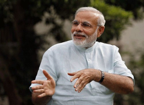 Modi asks people to join International Yoga Day