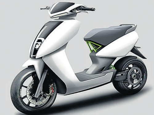 Ather Energy: new kid in the tough electric vehicle market