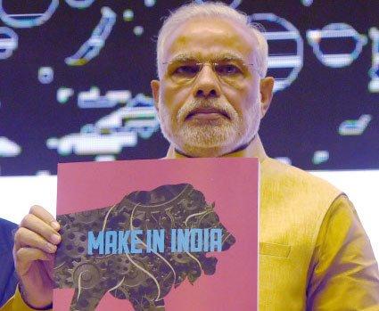 SoftBank Chairman calls on PM Modi