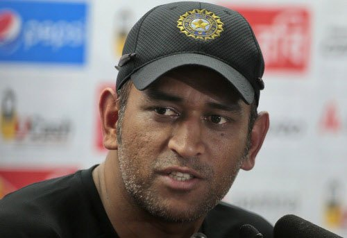 Ready to contribute just as player, says Dhoni