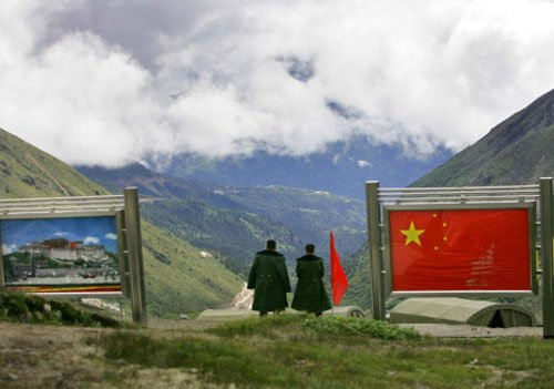 'Made in India' making big splash in Chinese border town