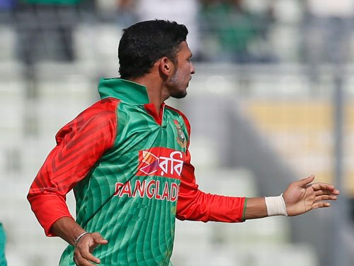 Hossain underplays 'Banglawash' talk, says eyeing 3-0 result
