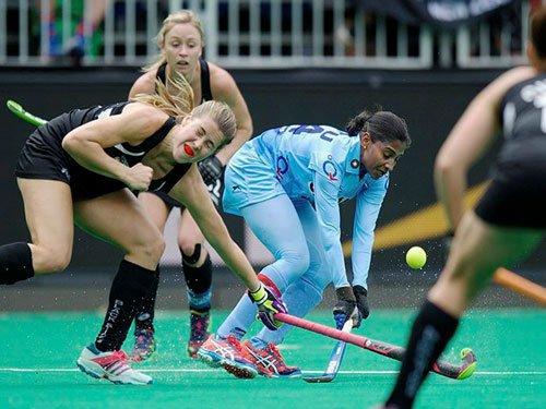 New Zealand hammer India 5-0 in Hockey World League