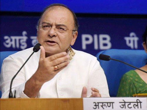 No clean chit to Raje's son, says Jaitley