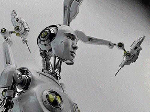Now, robots can be controlled with just thoughts