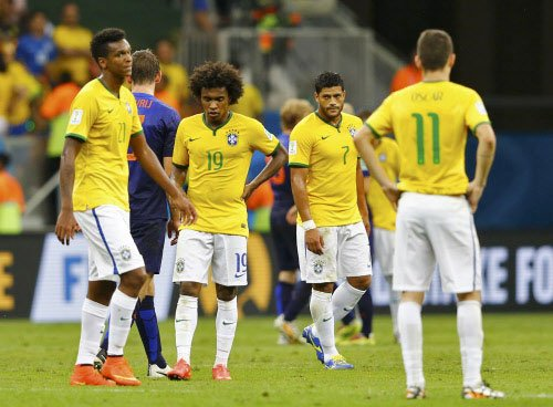 'Brazil still carrying weight of World Cup loss'