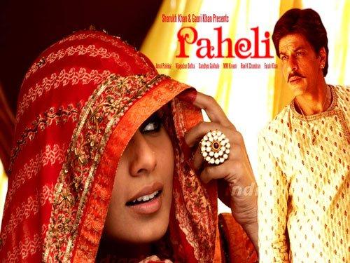 'Paheli' clocks 10, Big B, SRK nostalgic