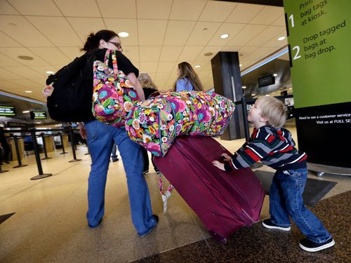 No more free check-in baggage if airlines have their way