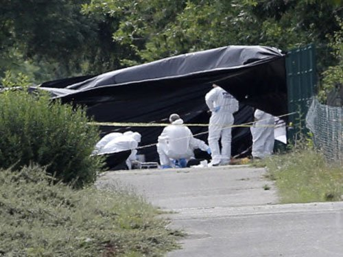 French attack suspect had 'link' to Salafist movement