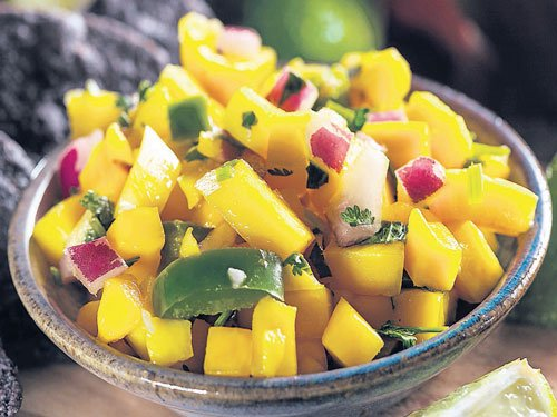 Mango manna