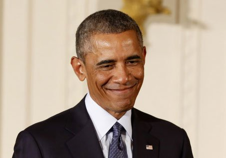 Obama says gay marriage ruling 'victory for America'