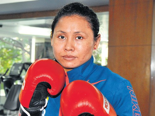 Two Olympic medals in women's boxing possible: Sarita Devi
