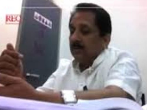BJP notice to MLA Purohit as sting leaves party red faced