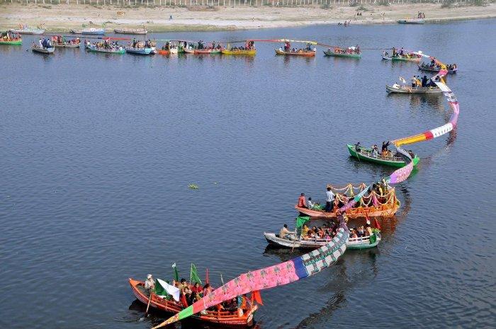 Panel on Yamuna restoration suggests ban on use of fresh water