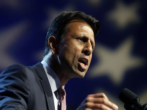 Jindal criticises Obama, Hillary over gay marriage views