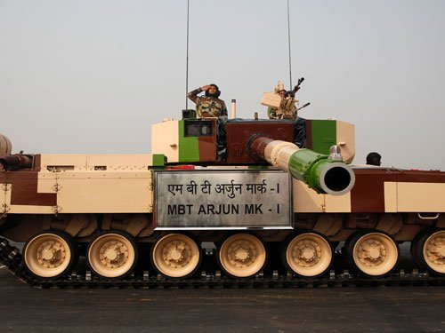 Chinese military research academy praises India's Arjun tank