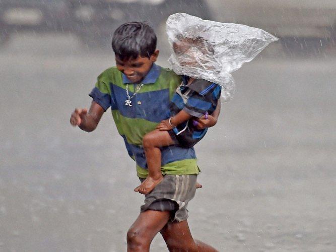 Intensity of slow pulse of rainfall decreases: study