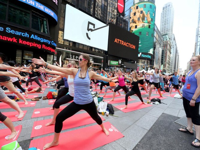 Russia cracks down on Yoga classes to check occultism