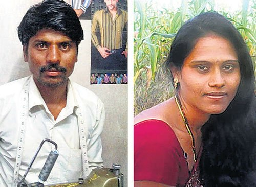 Newlywed inter-caste couple 'murdered' by woman's brother