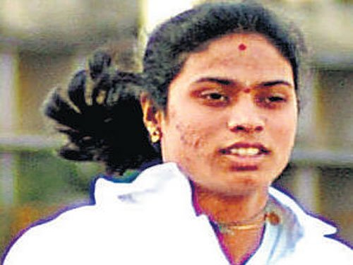 Inderjeet provides  a fitting climax; Jyothi wins 100M