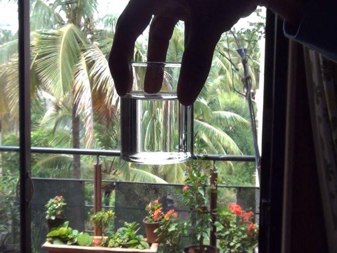 Bengaluru residents turn sewage into potable water