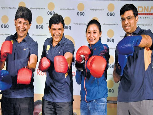 OGQ to eye grassroot talent