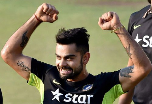 Aggressive cricketers like Kohli make it big: Dravid