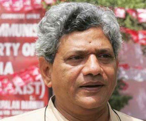 PM has turned 'Maunendra Modi' on issue of graft: Yechury