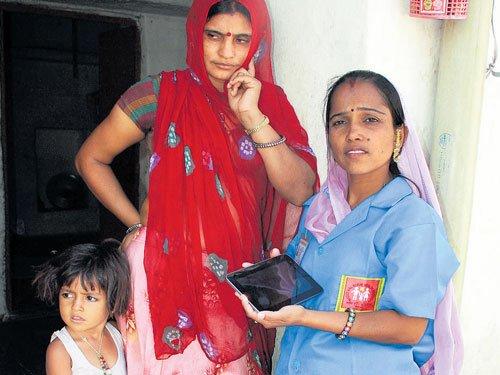 Tablets work wonders in Rajasthan health sector