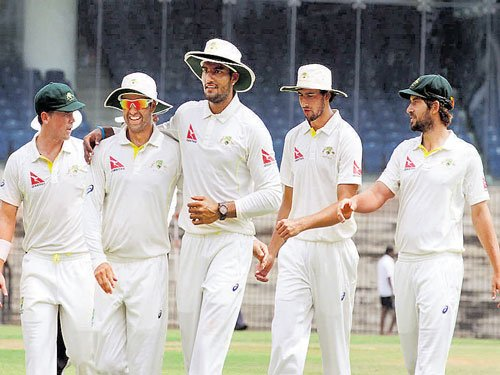 Australia 'A' bag series after 10-wkt victory