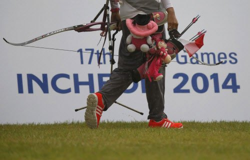 India lose to Russia, settle for World archery silver