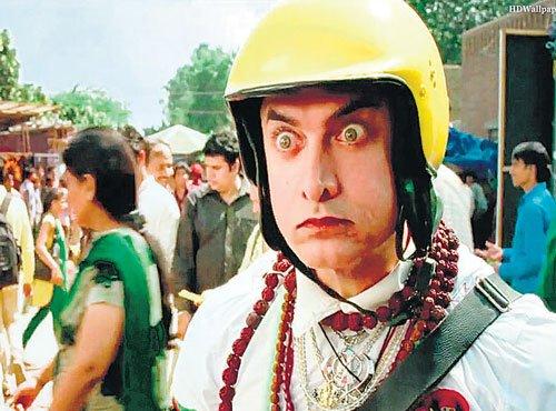 Thulla effect: Plaint against Aamir over 'PK'
