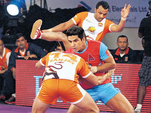 Bengal, Pirates in 1st draw; Panthers win