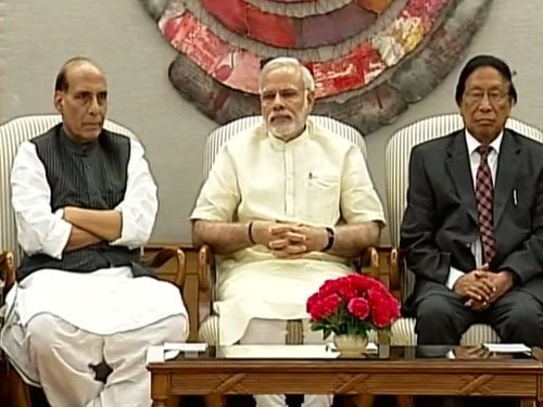 Peace in Nagaland: Government signs pact with NSCN-IM