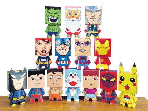 Meet paper heroes