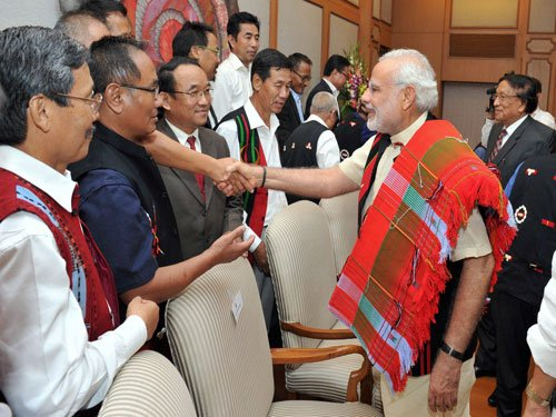Peace accord to help in Nagaland's economic growth: CII
