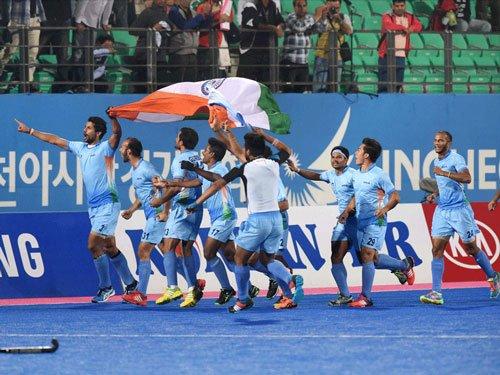 Indian hockey team beats France 2-0