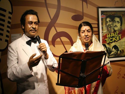 Never been, never will be talent like Kishore Kumar: Lata