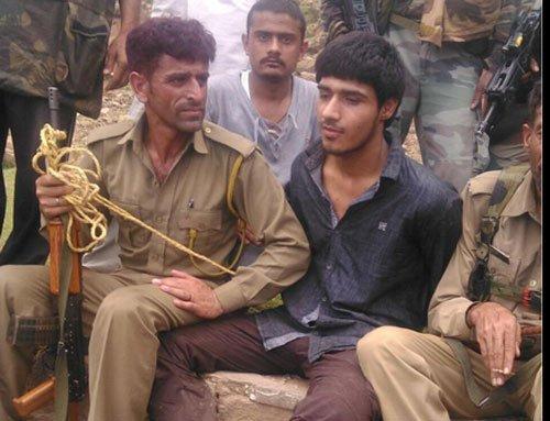 Pakistani terrorist captured as ambush kills two BSF troopers