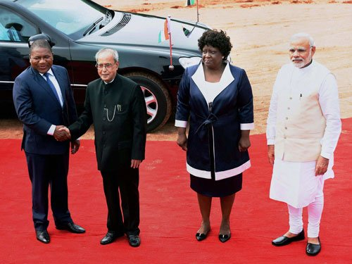 India, Mozambique discuss boosting maritime security cooperation