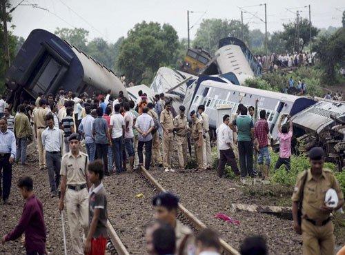 Harda twin train mishap: Central Railways cancels 10 trains