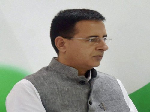Cong charges Modi Govt with being 'soft' on terror