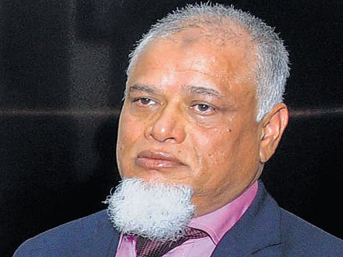 Syed Riyaz is tight-lipped about Lokayukta scam, SIT tells court