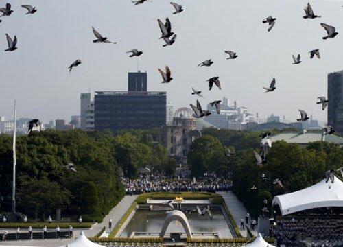Hiroshima still scarred after seven decades