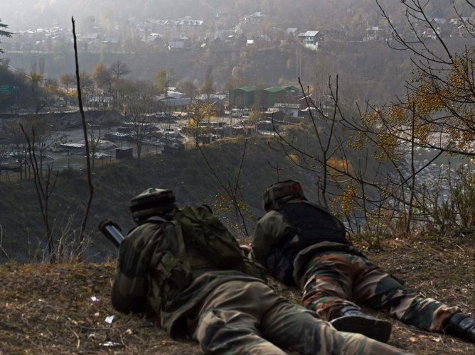 'ISI trying to push militants to attack hinterland'