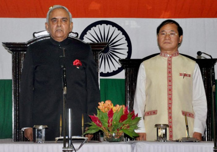 Arunachal CM deletes his tweet welcoming Naga peace accord