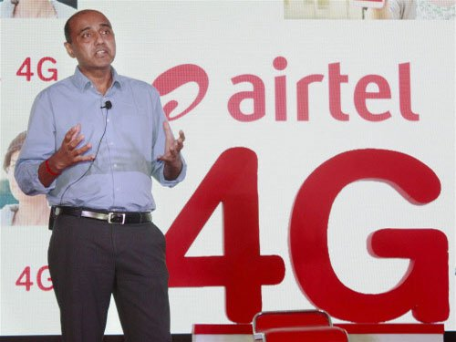 Airtel's 4G services in 296 towns